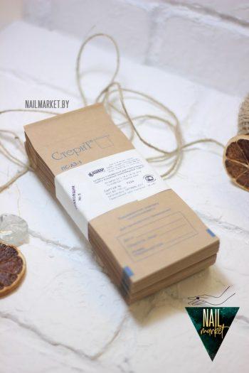 Недорогие пакеты для стерилизации из крафт-бумаги 75*150