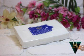 Безворсовые салфетки Master Expert Touch тканевые 4х6 (600 шт)