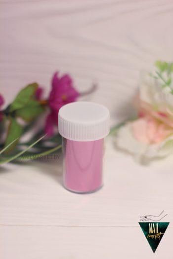 Фольга розовая 1
