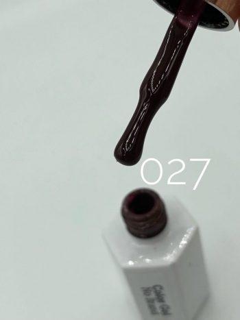 Гель-лак Nobrand 027 (10 мл)