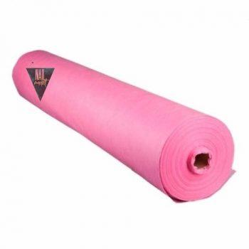 Простыни в рулоне одноразовые, розовые 70*200 SMS (100 шт) в минске