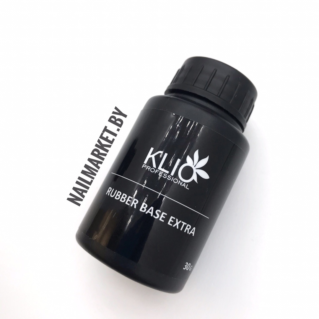 База Klio Professional Rubber Base Extra New (30 мл)