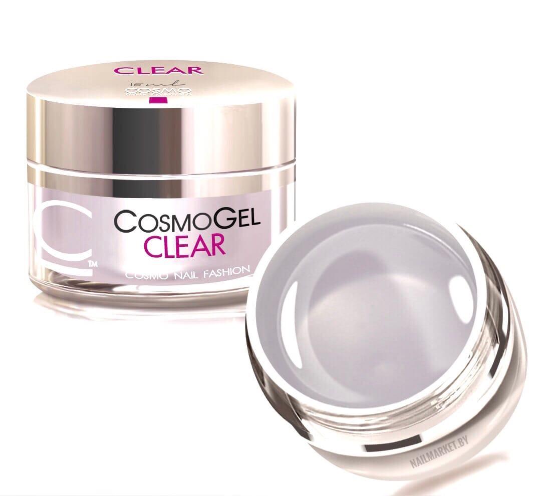 Cosmo Гель Clear (прозрачный) 15 мл